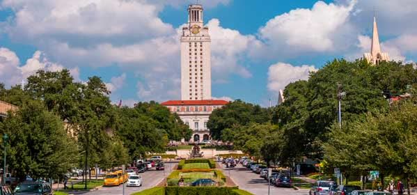 Things to do in Austin - University of Texas
