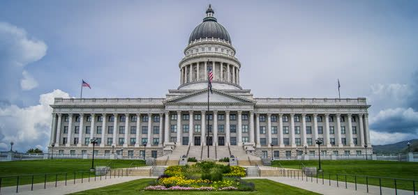 Things to do in Salt Lake City - Utah State Capitol