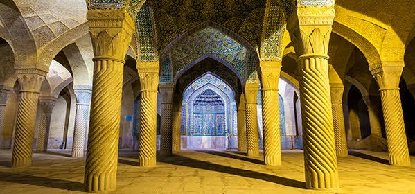 Things to do in Shiraz - Vakil Mosque