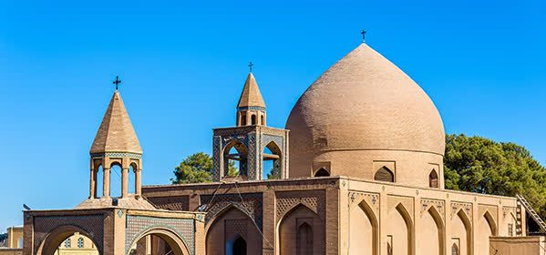 Things to do in Isfahan - Vank Cathedral