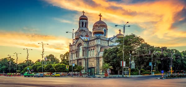 Things to do in Varna - Varna Cathedral