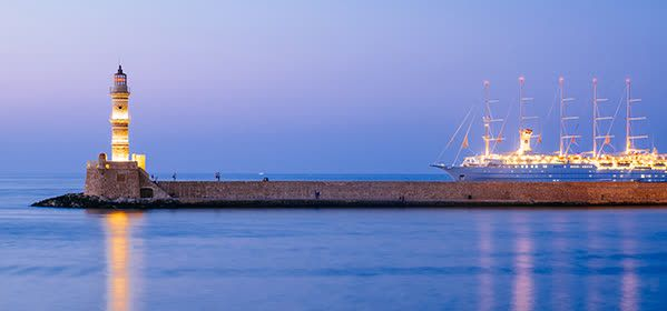 Things to do in Chania (Crete) - Venetian Lighthouse