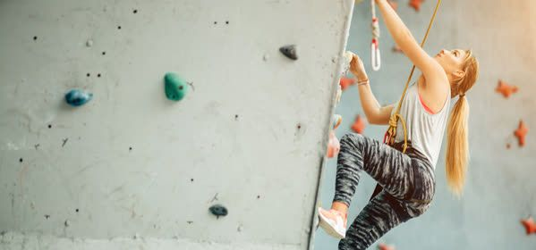 Things to do in Duluth - Vertical Endeavors - Indoor Rock Climbing