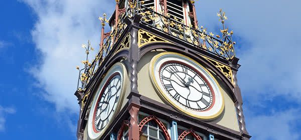 Things to do in Christchurch - Victoria Clock Tower