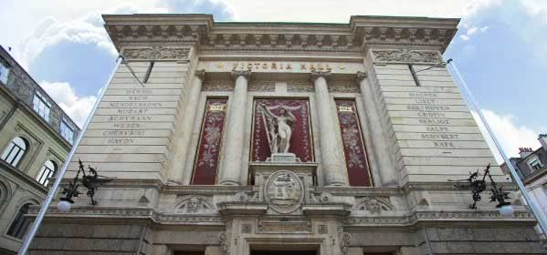 Things to do in Geneva - Victoria Hall