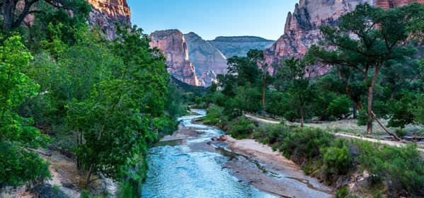 Things to do in Zion National Park - Virgin River