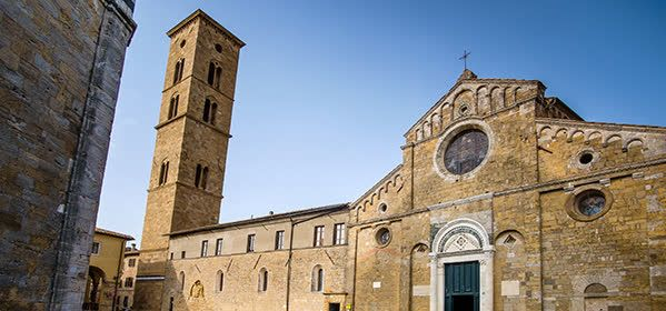 Things to do in Volterra - Volterra Cathedral