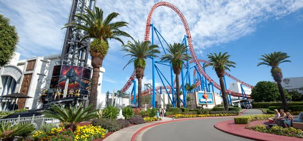 Things to do in Gold Coast - Warner Bros Movie World