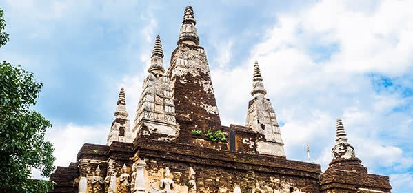 Things to do in Chiang Mai - Wat Ched Yot