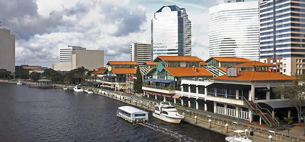 Things to do in Jacksonville - Water Taxi