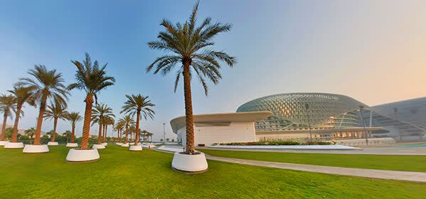 Things to do in Abu Dhabi - Yas Viceroy