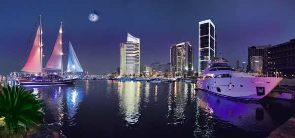 Things to do in Beirut - Zaituna Bay Marina