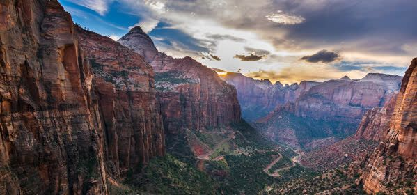 Things to do in Zion National Park - Zion Canyon