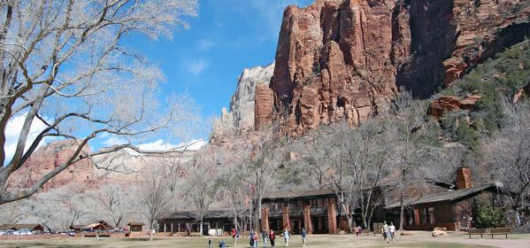Things to do in Zion National Park - Zion Lodge