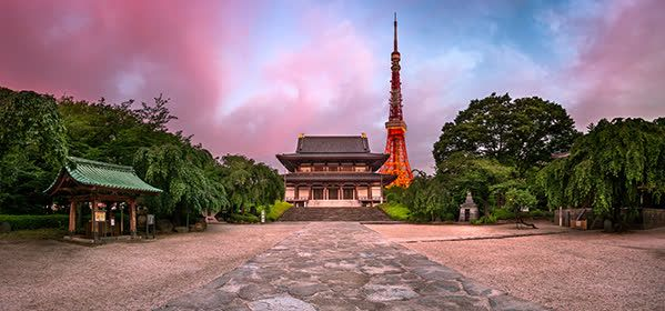 Things to do in Tokyo - Zojoji Temple