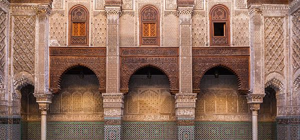 Things to do in Fes - Al-Attarine Madrasa