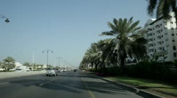 title: Oman Muscat on the road