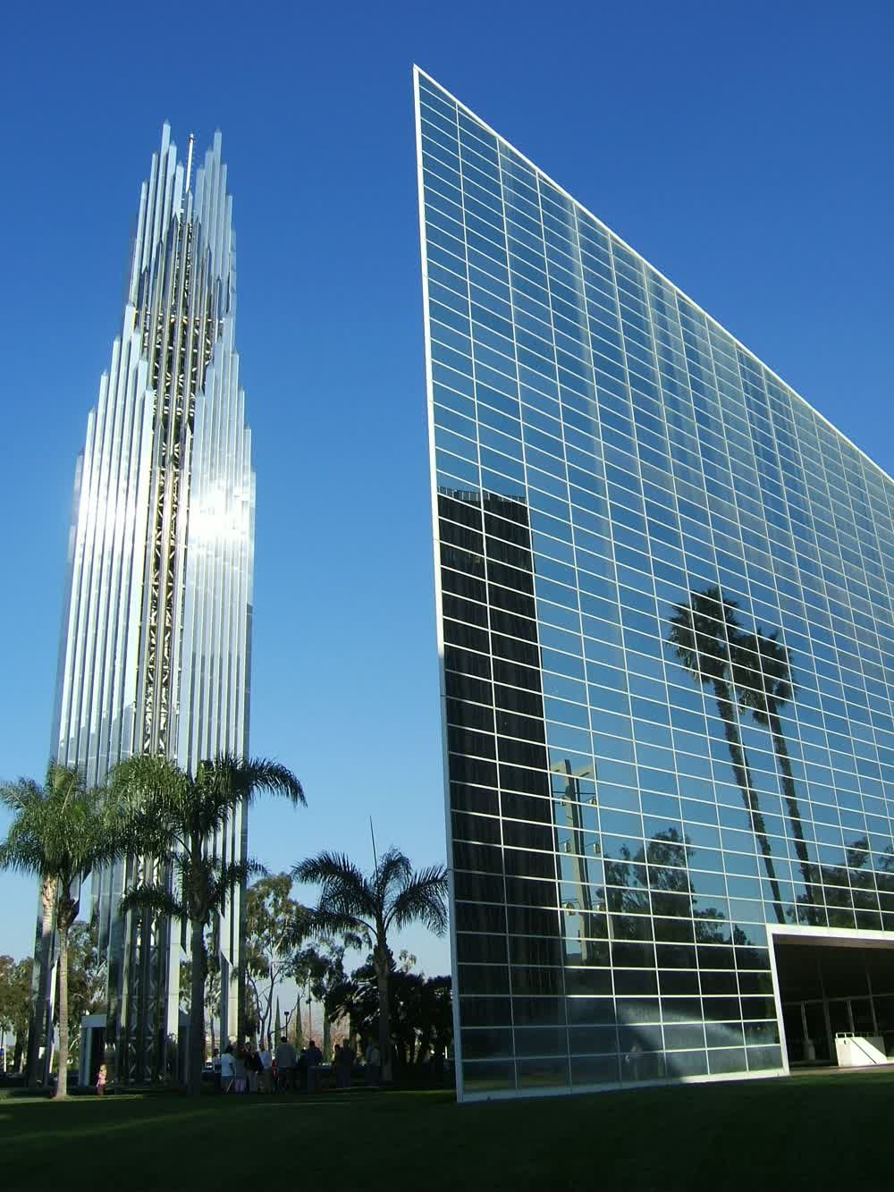 Architecture of Crystal Cathedral