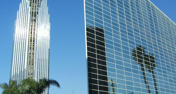 title: Architecture of Crystal Cathedral
