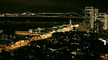 title: Beautiful Night Views of the City of San Francisco