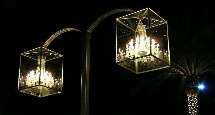 title: Chandelier Lamp Lights of Beverly Hills