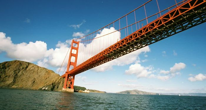 title: The amazing Golden Bridge