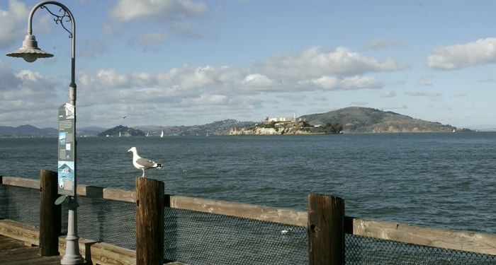 title: Fisherman s wharf in California