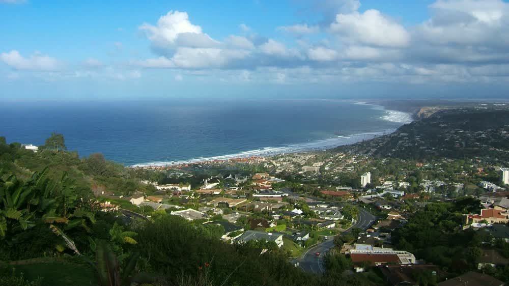 title: General Scenic Views of Beach La Jolla and Neighborhood