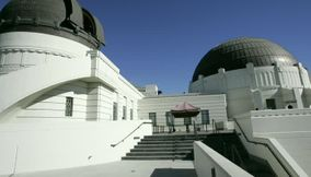 title: Griffith Observatory Black Domes
