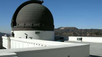 title: Lovely Griffith Observatory