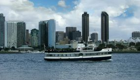 title: San Diego harbor cruise