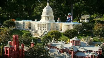 title: Legoland California Miniland USA Landmark