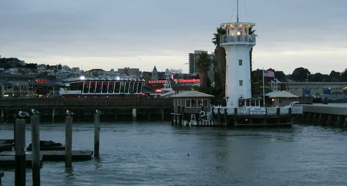 title: Lighthouse of the Fisherman s Wharf