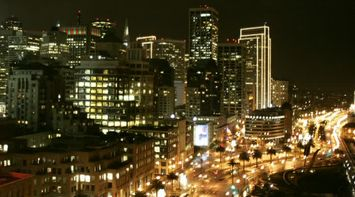 Discover San Francisco night view of San Francisco