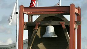 Old Bell at the fisherman Warf