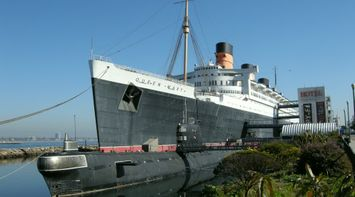 title: Queen Mary Hotel in Los Angeles