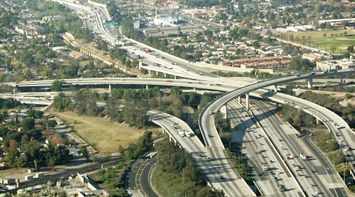 title: Roads and Highways in Los Angeles