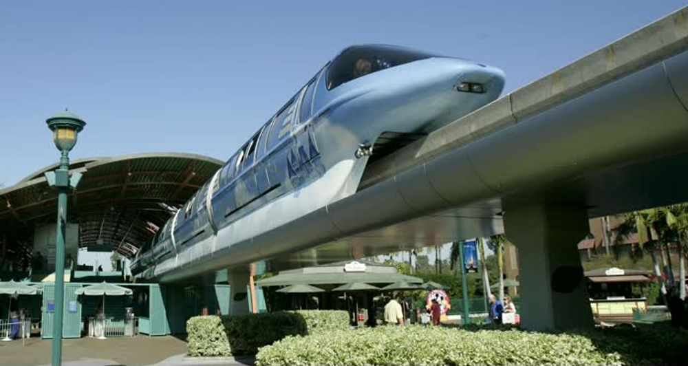 title: Disneyland Monorail System