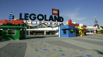 title: The Famous Legoland Resort in California