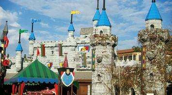 title: The King s Market Castle of Legoland Structure