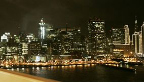 title: Night view of San Francisco