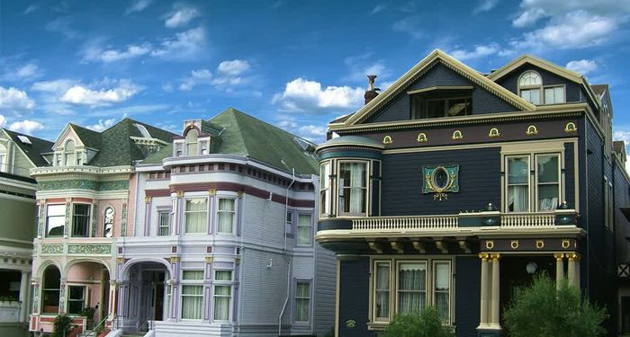 title: The Painted Ladies of San Francisco