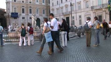 title: Italy Rome Tourists