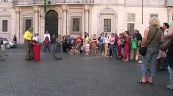 title: Rome Street show
