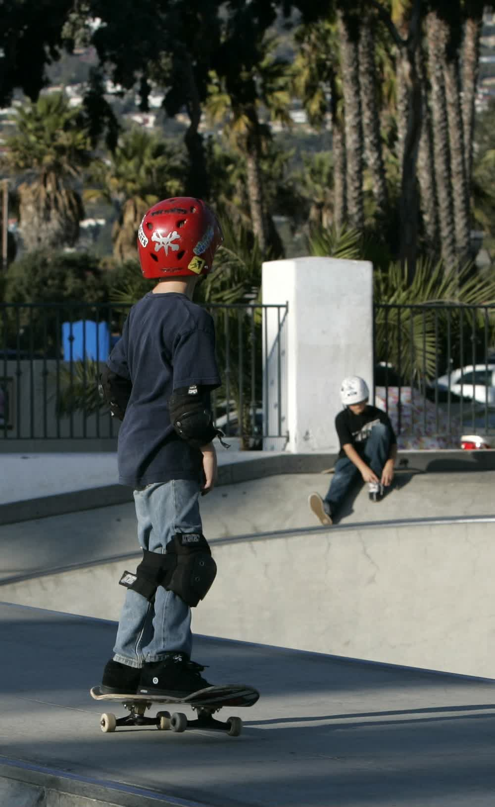 title: Skate Park at Santa Barbara