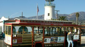title: Santa Barbara Tourist Trolley Sightseeing