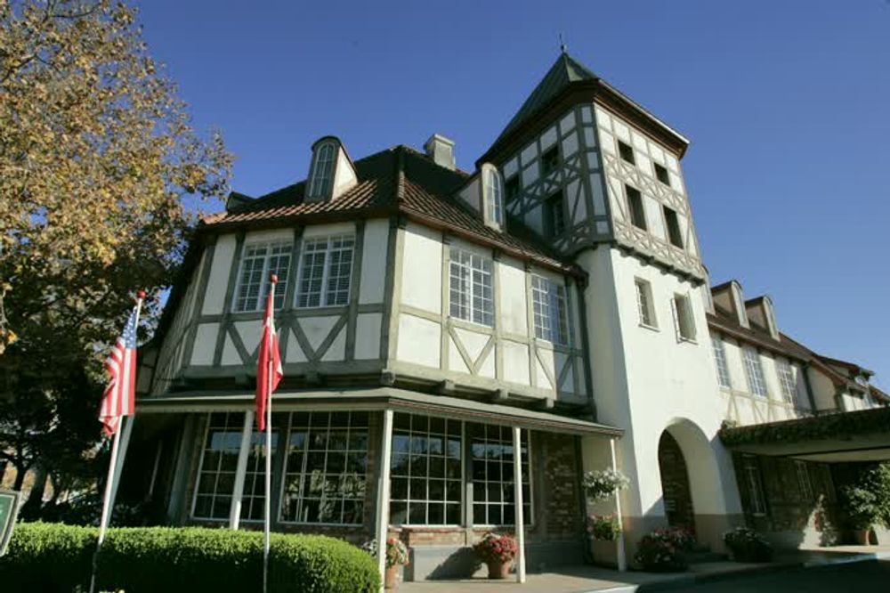Solvang the Danish Town in California Architecture