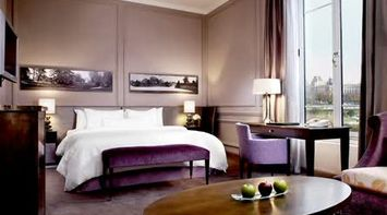 title: Stylish rooms Hotel Westin Paris