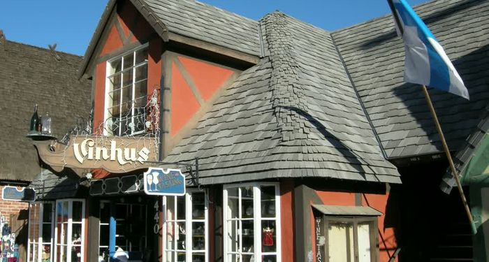 title: The Vinhus Pub in Solvang California