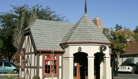 Information Center in Solvang